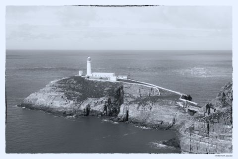 South Stack Lighthouse is certainly one of the most amazing sights in the Isle of Anglesey.
